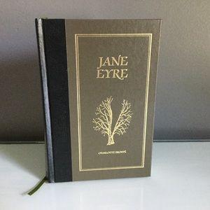 Jane Eyre by Charlotte Bronte Vintage Hardback